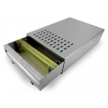 Tanc de zat - Knock box drawer - Inox