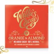 Willie's Tabletă 100% Orange&Almond