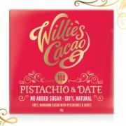 Willie's Tabletă 100% Pistachio&Date