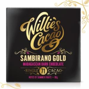 Willie's Tabletă - Sambirano Gold 71 - Madagascar
