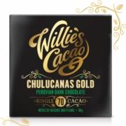 Willie's Tabletă - Chulucanas Gold 70 - Peru