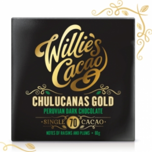 Willie's Tabletă - Chulucanas Gold 70 - Peru