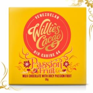 Willie's Tabletă - Passion Fruit - Venezuela