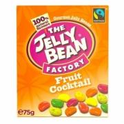 Jeleuri Jelly Bean, cutie - Cocktail de fructe 75g