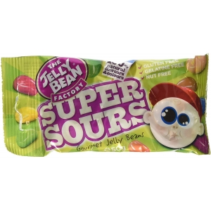 Jelly Bean 50g Bag SuperSours Gourmet