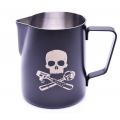 Milk Jug - Black - Joe Frex - PIRATE - 350ml