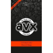 Cafea AVX - Chocolate and Orange Blend 125g
