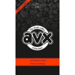 Cafea AVX - Chocolate and Orange Blend 1kg