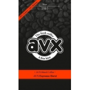 Cafea AVX - Espresso Blend 1kg