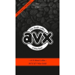 Cafea AVX - GOLD 90% Arabica 125g