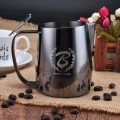 Barista Space - Black Pitcher 450ml