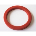 Cafelat - Silicone Gasket - E61 8mm Red