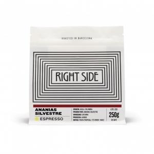 Right Side - Columbia - Ananias Silvestre - Espresso 250g