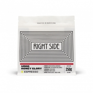 Right Side - Nicaragua - URDD Honey Glory - Anaerob - Espresso 250g