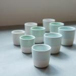 Loveramics Dale Harris - Ceasca Espresso 80 ml - Caledon Blue