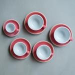 Loveramics Egg - Ceasca Café Latte 300 ml - Berry