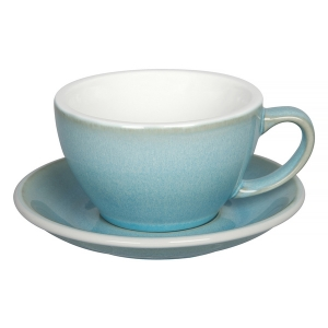 Loveramics Egg - Ceasca Café Latte 300 ml - Ice Blue
