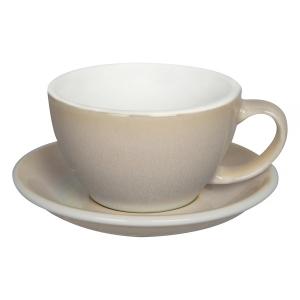 Loveramics Egg - Ceasca Café Latte 300 ml - Ivory