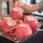 Loveramics Egg - Ceasca Cappuccino 200 ml - Berry