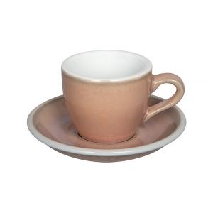 Loveramics Egg - Ceasca Espresso 80 ml - Rose