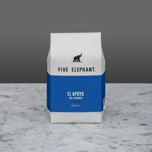 Five Elephant - El Salvador - El Apoyo - 250g - Espresso