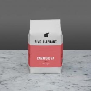 Five Elephant - Kenya - Kamagogo - 250g - Filter