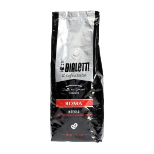 Cafea boabe - Bialetti Roma 500g