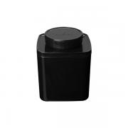 Ankomn - Turn-N-Seal Vacuum Container Black 600ml