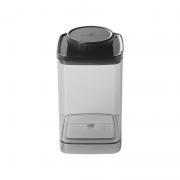 Ankomn - Turn-N-Seal Vacuum Container Semi-Black 1200ml