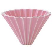 Origami ceramic Dripper M Pink