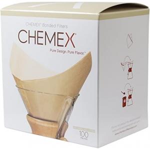Filtre de hartie Chemex - BROWN - Square - 100buc
