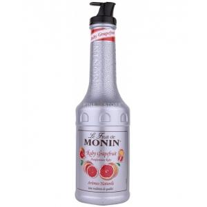 Piureuri Monin - Ruby Grapefruit - 1L