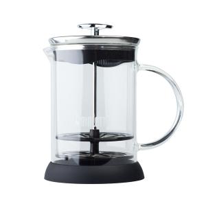Bialetti Cappuccinatore Vetro 6tz - Manual Milk Frother 330 ml