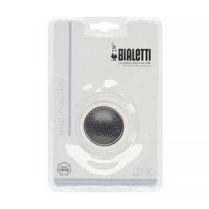 Bialetti - Seal + Sieve for Bialetti 1-2tz Steel Coffee Makers