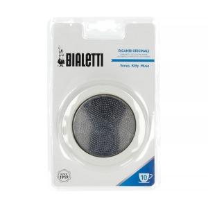 Bialetti - Seal + Sieve for Bialetti 10tz Steel Coffee Makers