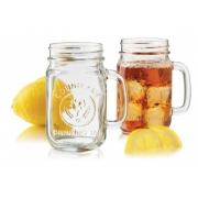 Mason Jar - Cana Limonada - 473ml - Libbey