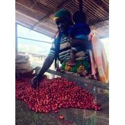 Cafea verde BS - BURUNDI Ngogomo WS - Honey Bourbon - 250gr