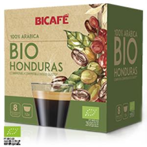 Bicafé DG Bio Honduras - 12 capsule