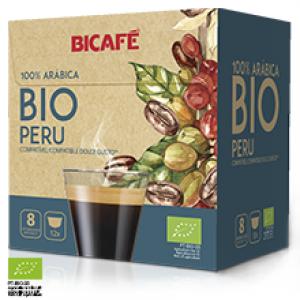 Bicafé DG Bio Peru - 12 capsule