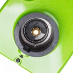Eureka Atom 60E - Automatic Grinder - Alb/Negru/Verde