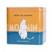 Teministeriet - Moomin Green Tea Bilberry - Ceai Vrac (Loose Tea) 100g