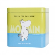 Teministeriet - Moomin Green Tea Raspberry - Ceai Vrac (Loose Tea) 100g