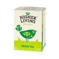 Higher Living Green Tea - Ceai - 20 plicuri