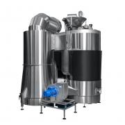 Prajitor de cafea Typhoon 30Kg hybrid