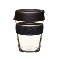 KeepCup - Brew - BLACK - MED - 340 ml