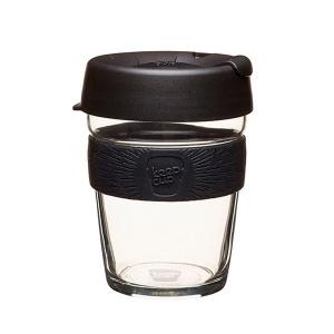 KeepCup - Brew - BLACK - MED - 340 ml