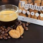 Forme din zahar - 35buc - Bob de cafea - Maro