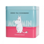 Teministeriet - Moomin Green Tea Chokeberry - Ceai Vrac (Loose Tea) 100g