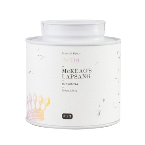 Paper & Tea - McKeag's Lapsang - Loose Tea - Tin 60g