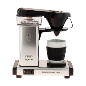 Moccamaster Cup-One Coffee Brewer - Inox